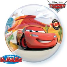 Disney Cars Lightening McQueen & Mater Bubble Balloon
